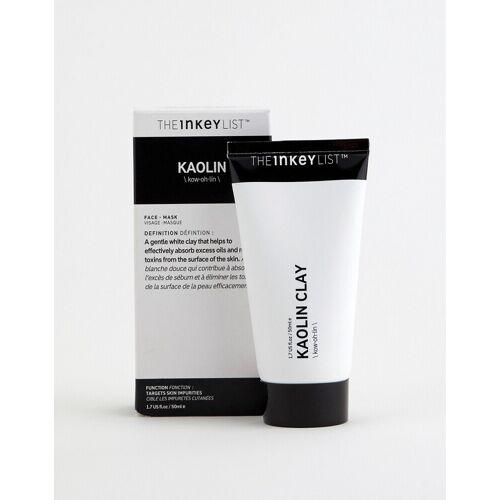 The INKEY List – Kaolin-Tonmaske-Keine Farbe No Size