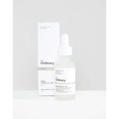 The Ordinary – Alpha Arbutin 2% + HA 30 ml-Keine Farbe No Size