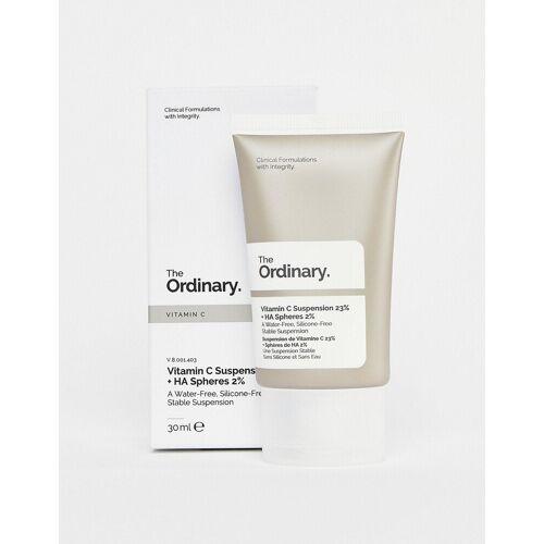 The Ordinary – Vitamin C-Serum, 23% + HA-Kugeln, 2%, 30 ml-Keine Farbe No Size
