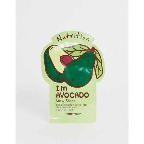 Tonymoly – I'm Avocado – Gesichtsmaske-Keine Farbe No Size