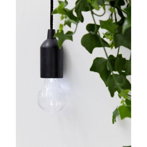 Kikkerland – Lampe mit Zugschnur-Mehrfarbig No Size