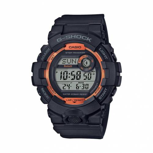 Casio Fitnesstracker G-Shock G-squad GBD-800SF-1ER