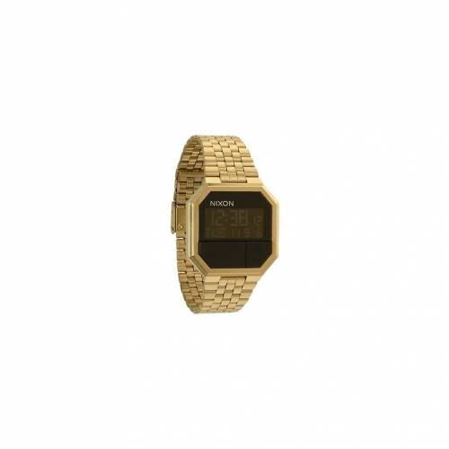 Nixon Armbanduhr Re-Run All Gold A158 502