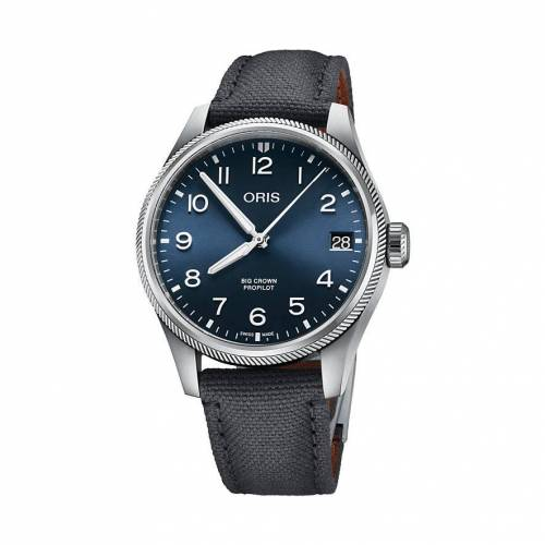 Oris Herrenuhr Big Crown Propilot Big Daydate 01 751 7761 4065-07 3 20 05LC