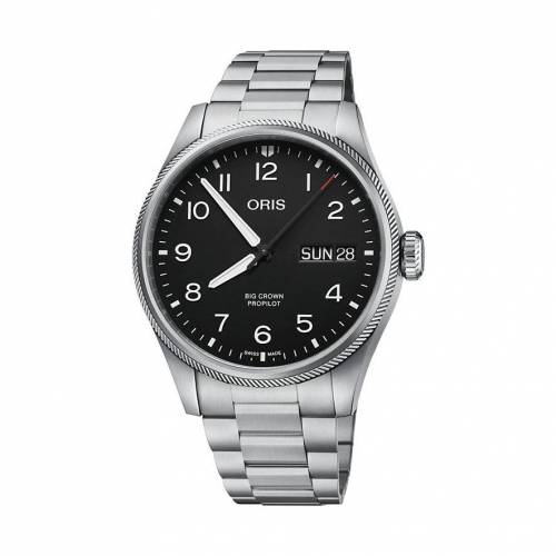 Oris Herrenuhr Big Crown Propilot Big Daydate 01 752 7760 4164-07 8 22 08