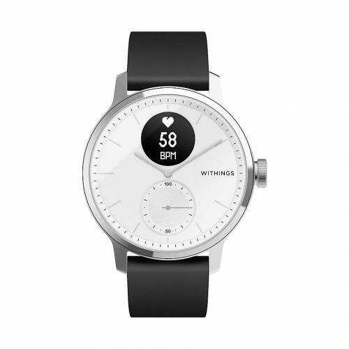 Withings Smartwatch HWA09-model 3-All-Int 42-white