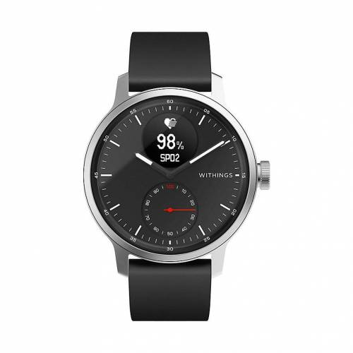 Withings Smartwatch HWA09-model 4-All-Int 42-black