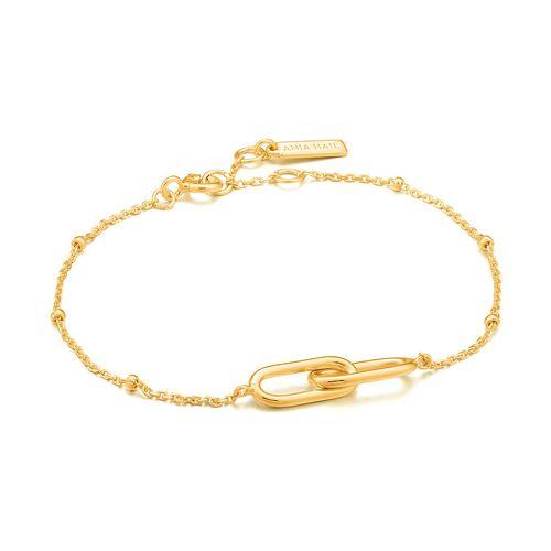 Ania Haie Armband Beaded Chain Link B021-01G
