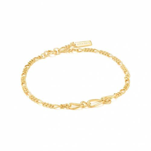 Ania Haie Armband Figaro Chain B021-03G