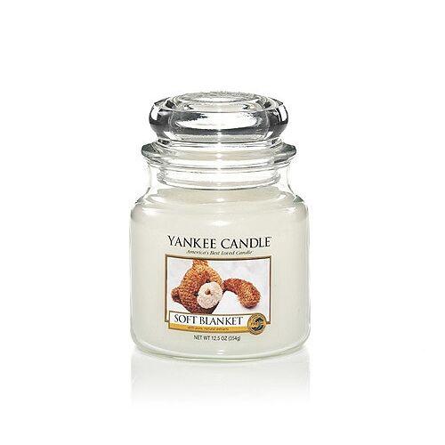 Yankee Candle Duftkerze Soft Blanket 411 g