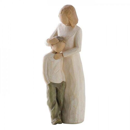 Willow Tree Figur - Mutter & Sohn - Mother & Son