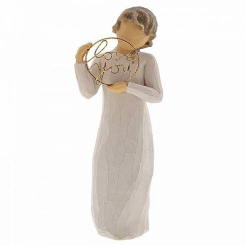 Willow Tree Figur - Liebe Dich - Love You