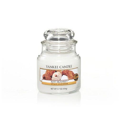 Yankee Candle Duftkerze Soft Blanket 104 g