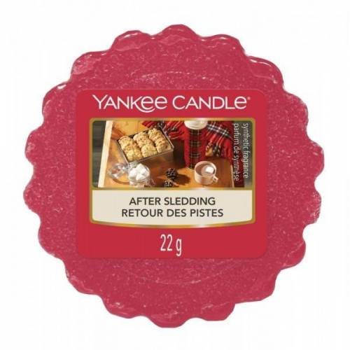 Yankee Candle Duftwachs Tart After Sledding 22 g