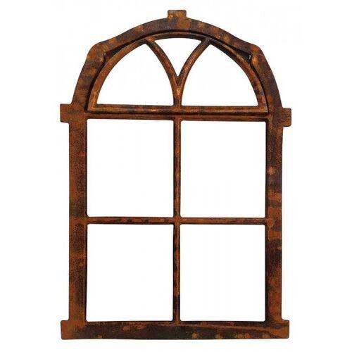 zeitzone Stallfenster mit Klappe Eisenfenster Rostig Nostalgie Fenster Rahmen Antik-Stil