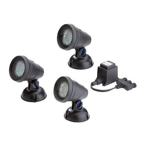 Oase Lunaqua Classic LED Set 3 Unterwasserscheinwerfer