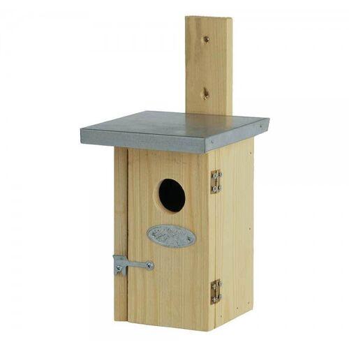 Esschert Design Vogelhaus für Zaunkönige Nistkasten Holz 17cm