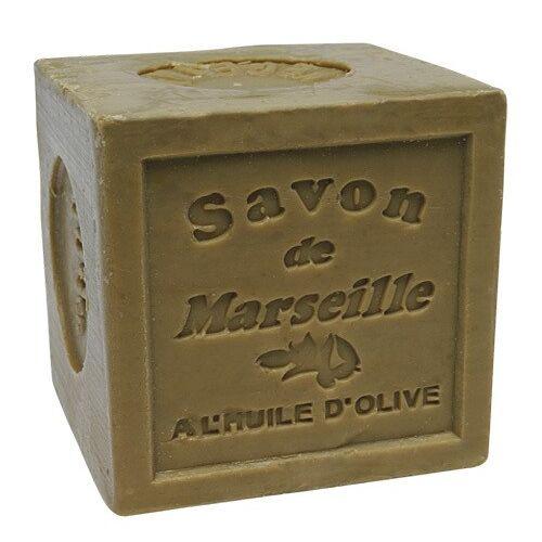 La Maison du Savon de Marseille Savon de Marseille Seifenblock 72% Olivenöl 600g