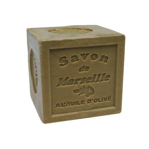 La Maison du Savon de Marseille Savon de Marseille Olivenölseife Seifenblock 72% Olivenöl Seife Vegan 300g
