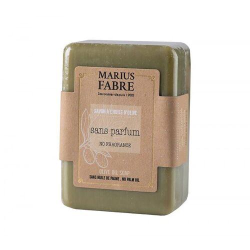 Marius Fabre Bio-Olivenöl Seife Parfümfrei (Sans Parfum) ohne Palmöl 150g