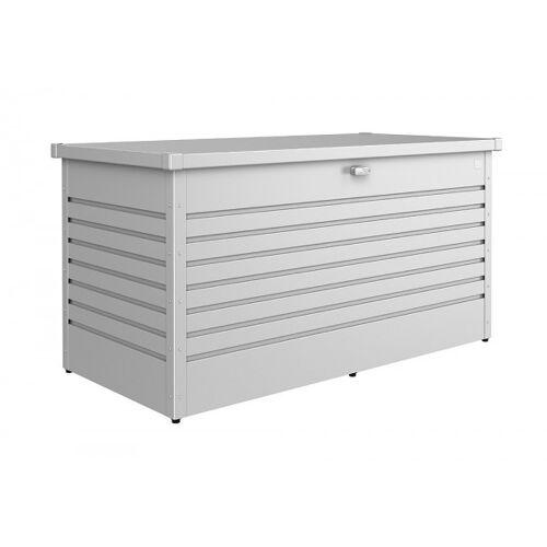 Biohort Freizeitbox 160 High Aufbewahrungsbox 160x79x83cm Silber-Metallic