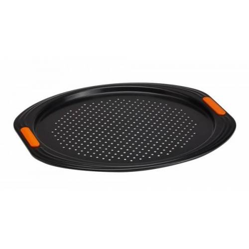 Le Creuset Pizzabackblech Antihaft-Backform