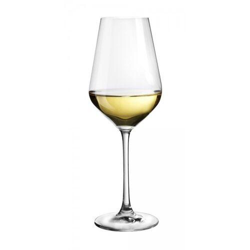 Le Creuset Weißweinglas Kristallglas 4 Stück