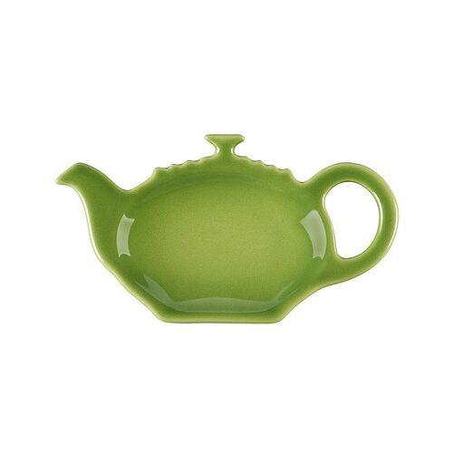 Le Creuset Teebeutelablage Teekannen-Optik Steinzeug Palm