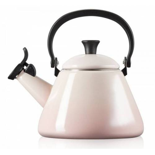 Le Creuset Wasserkessel Kone Shell Pink 1,6L