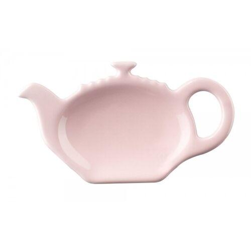 Le Creuset Teebeutelablage Teekannen-Optik Steinzeug Pink