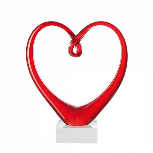 Leonardo home24 Skulptur Heart