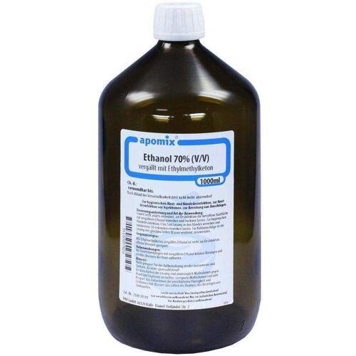 Ethanol 70% 1 L Flüssigkeit