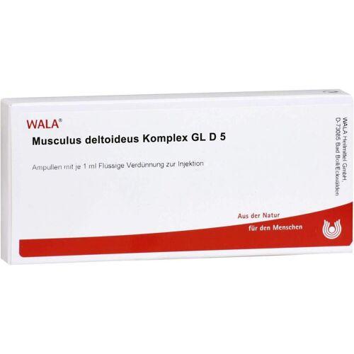 Musculus Deltoideus Komplex Gl D 5 10 X 1 ml Ampullen