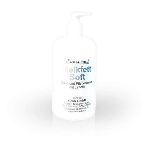 Melkfett Soft in Pumpflasche 500 ml Creme