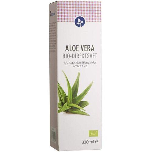 Aloe Vera Saft 100 % Bio 330 ml Direktsaft