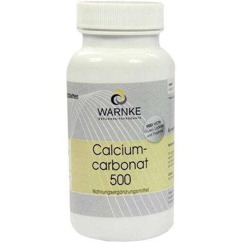 Calciumcarbonat 500 Kautabletten 100  Kautabletten