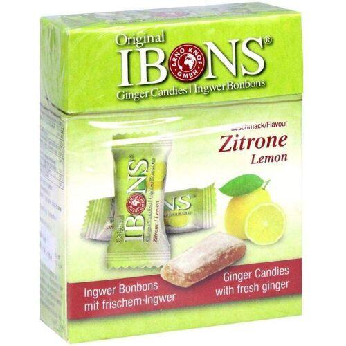 Ibons Zitronen 60 G Bonbons