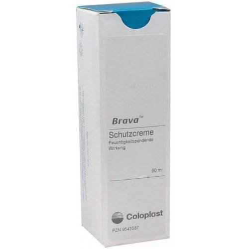 Brava Hautschutzcreme 60 ml Creme
