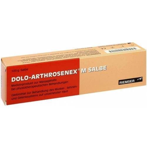 Dolo Arthrosenex M 100 G Salbe