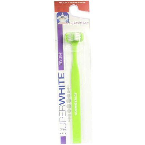 Superbrush 3 - Kopf - Zahnbürste Für Erwachsene 1 Zahnbürste