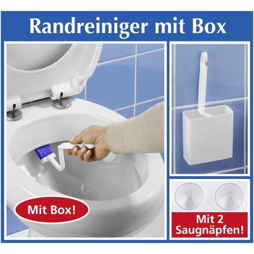 WC-Randreiniger mit Box