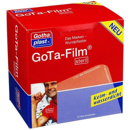 Gota Film Steril 10 X 6 cm Pflaster 50 Pflaster