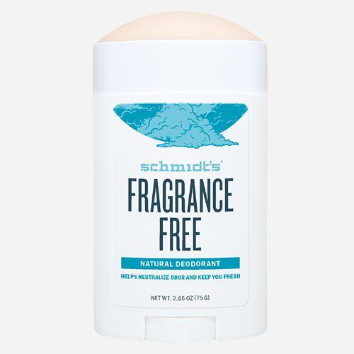 Schmidts Schmidt's Natural Sensitive Fragrance Free Deodorant Stick 75gr