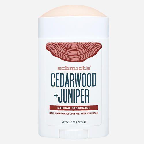 Schmidts Schmidt's Natural Cedarwood & Juniper Deodorant Stick 75gr