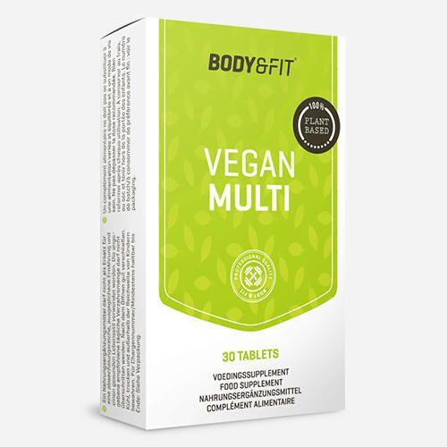Body & fit vegan Vegan Multi