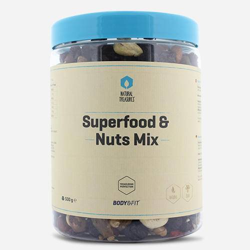 Body & fit Superfoods Superfood & Nuss Mix