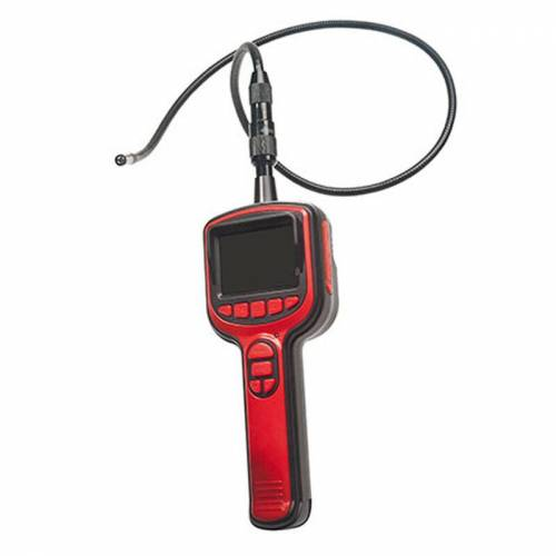 ELV 9-mm-Endoskopkamera mit 6,85-cm-Display und SD-Recorder