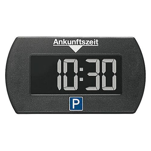 Park Lite Elektronische Parkscheibe bzw. digitale Parkuhr PARK MINI, automatische Parkzeiteinstellung, schwarz