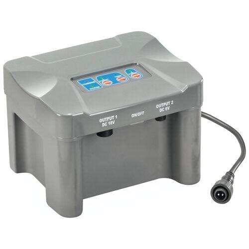 esotec Teichpumpen-Akkubox 12 V, 7 Ah