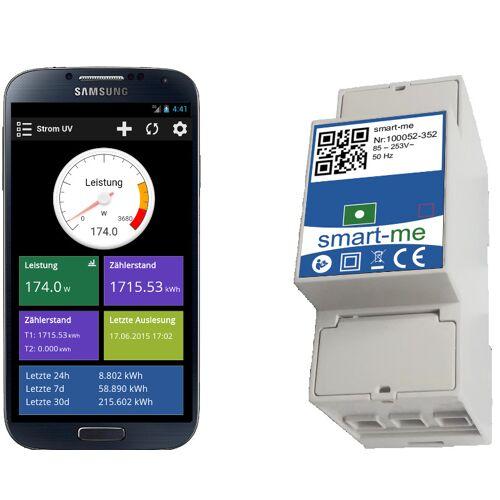 smart-me 1-Phasen-Stromzähler mit Wifi-Schnittstelle, 80 A